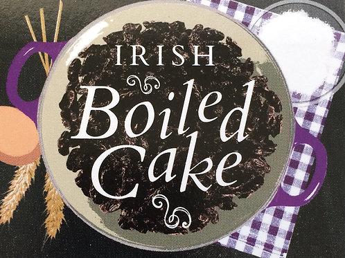 Irish Boiled Cake