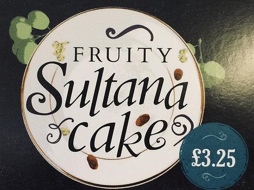 Fruity Sultana Cake