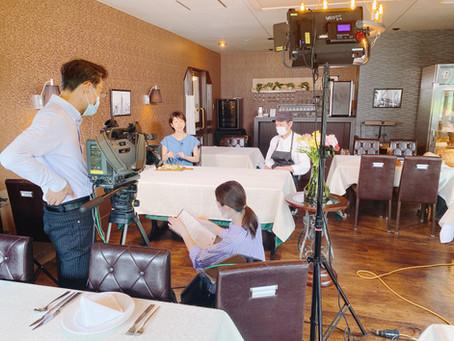SBC信越放送「美味しさへの旅」で紹介されました