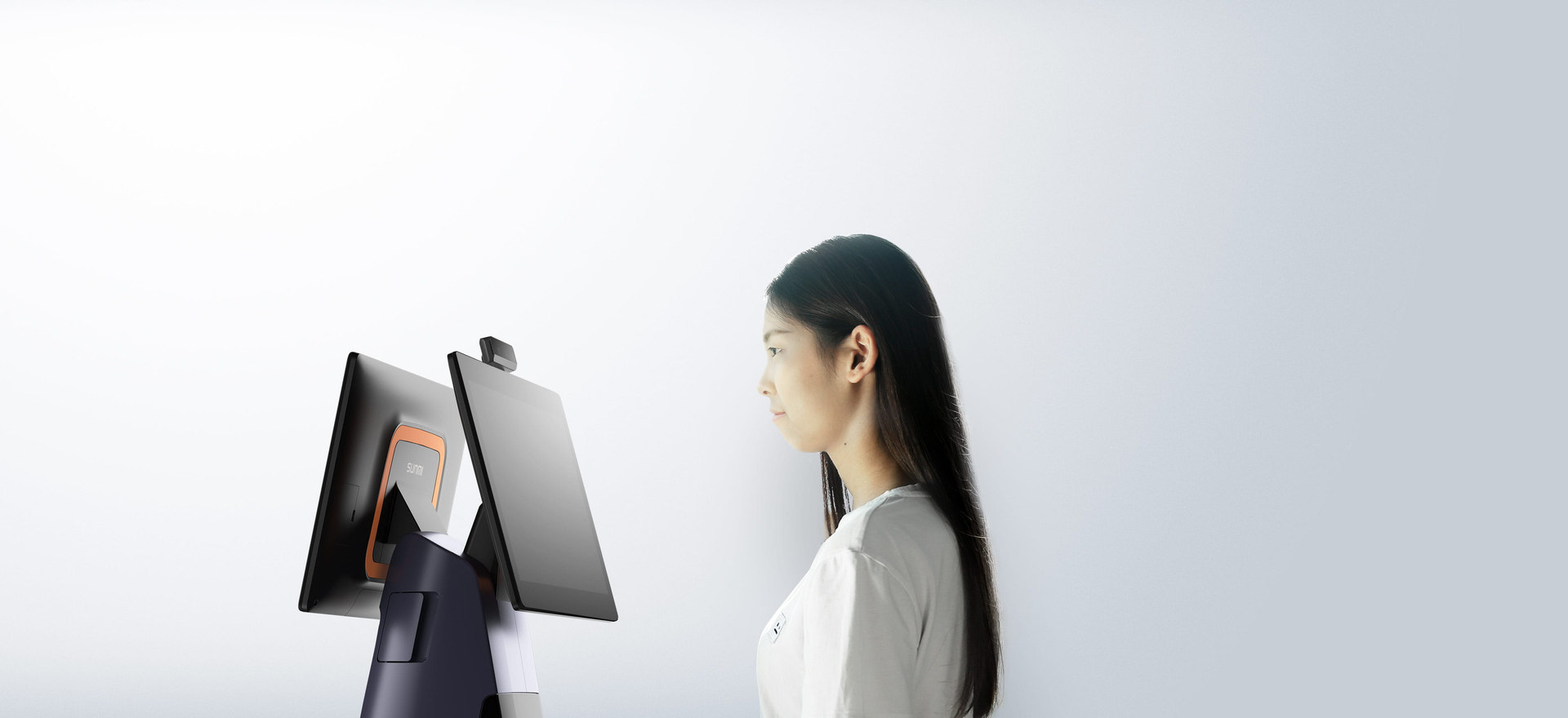 Double Side Touchscreen
