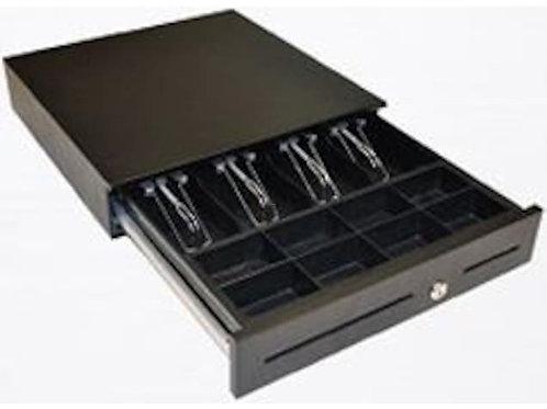 Geldlade 410mm aus Metall APG ECD410
