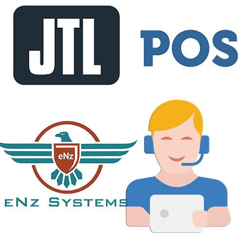 20 Minuten technischer Support für JTL POS