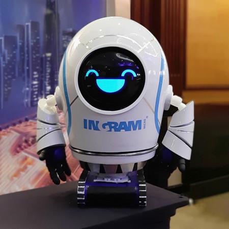 Robô Ingrid
