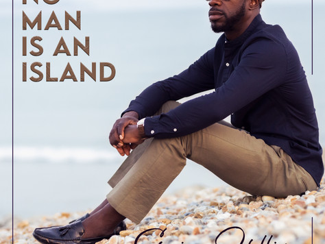 'NO MAN IS AN ISLAND' OUT NOW!!!!
