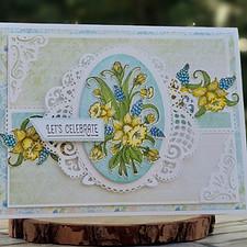 Lacy Daffodil Bouquet