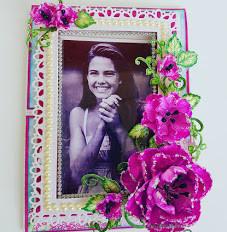 Easel Frame Card