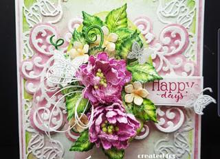 Happy Day Swirls