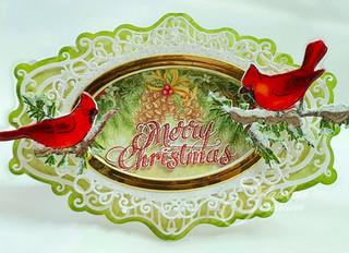 Cardinals Christmas