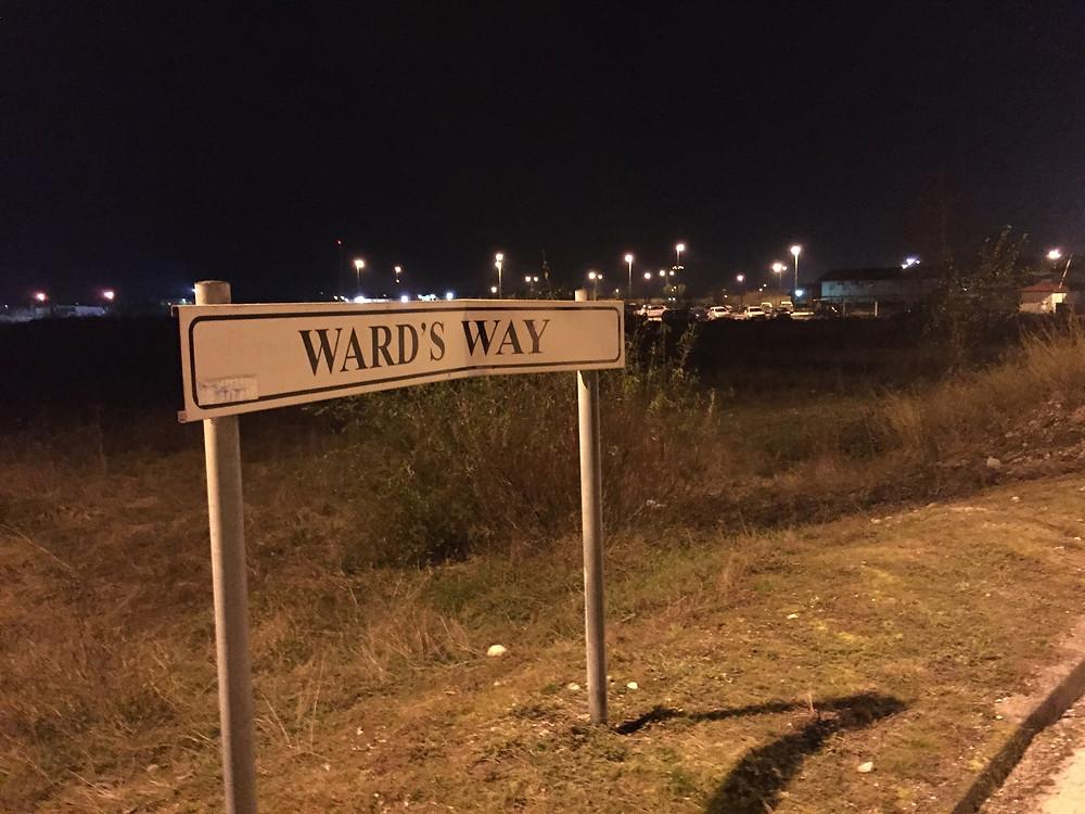 Ward's Way Sarajevo Bosnia