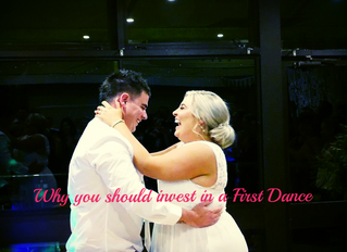 Why you should invest in a First Dance
