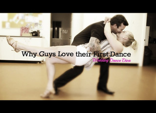 Why the guys love dance lessons