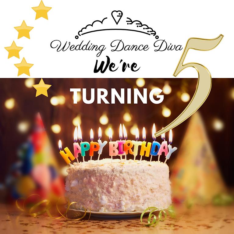 5th Birthday Party Showcase