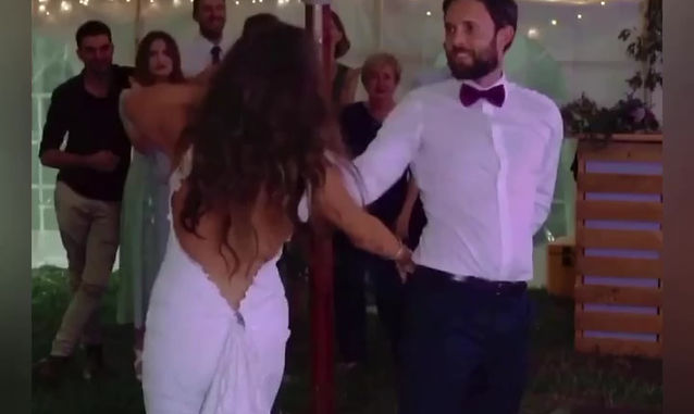 Flashmob First Dance, perfect for getting your Bridal Party involved!