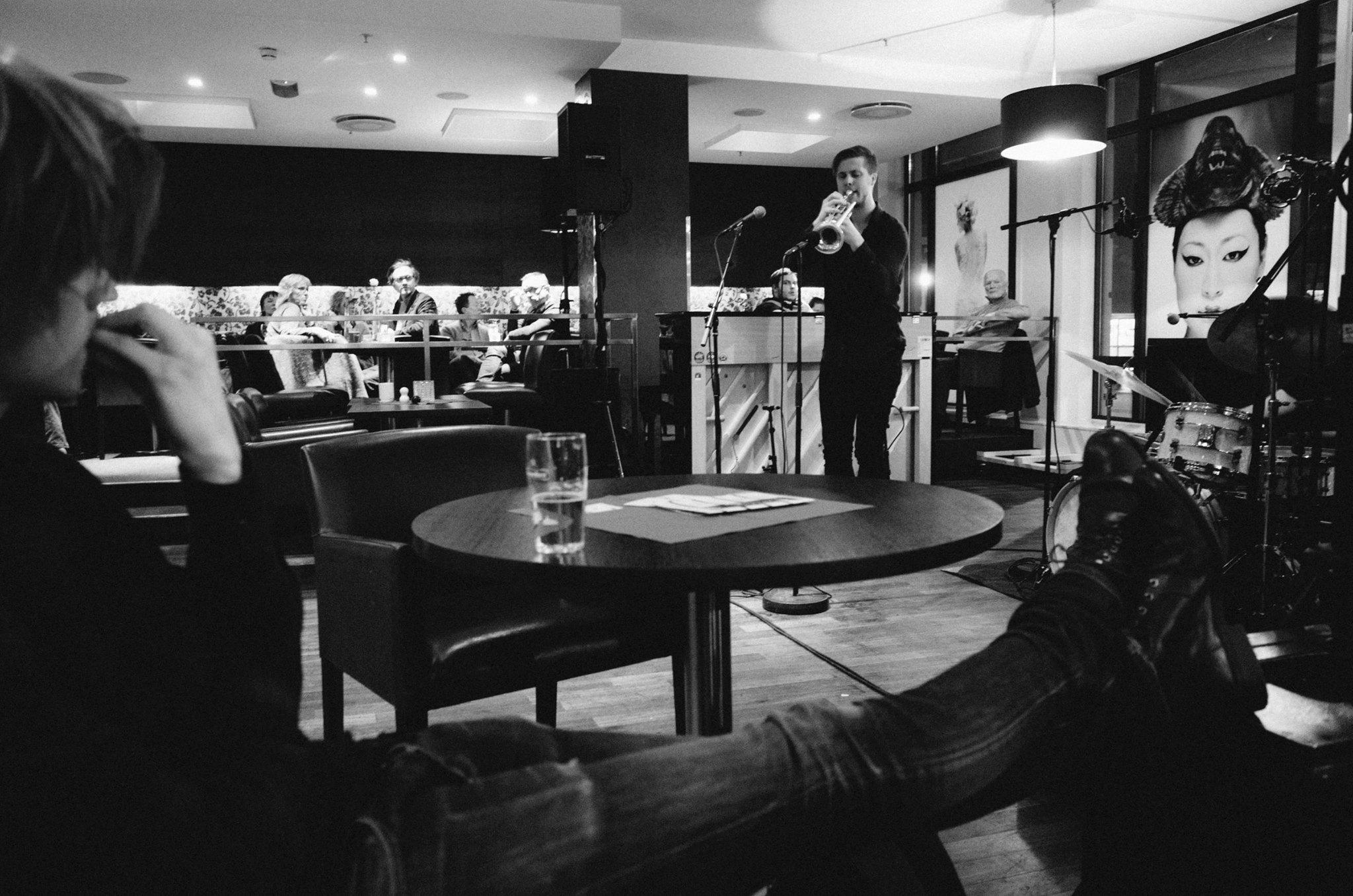 Friday night @ Jazzsirkelen, Ålesund
