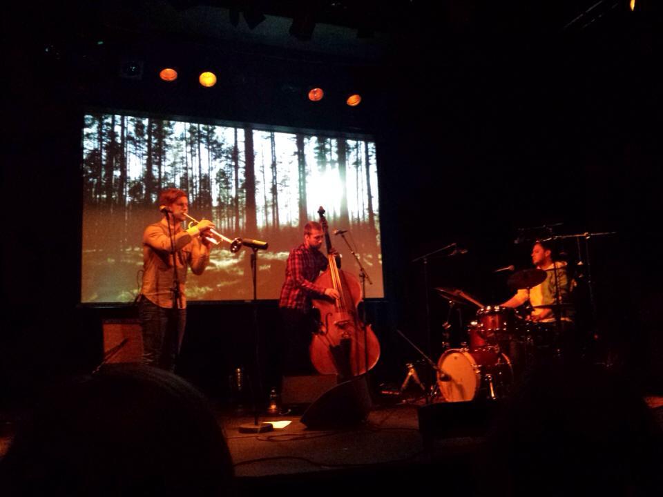 Live @ Nasjonal Jazzscene