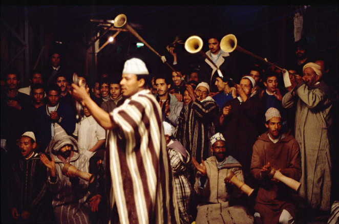 Rythmes de Marrakech