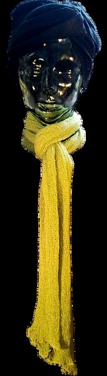 Viscose 17 Kiwi tørklæde