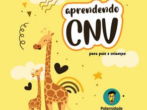 Como foi criado o jogo Aprendendo CNV para pais e crianças