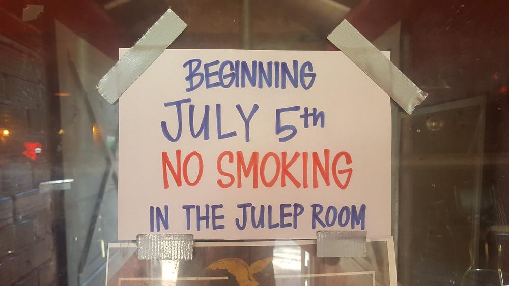 Julep Room - Ocean Springs original live music capital is now smoke free!