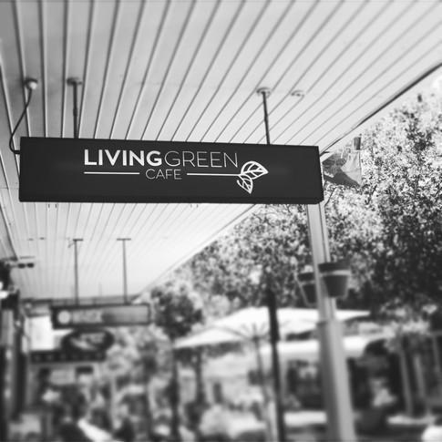 Living Green Cafe