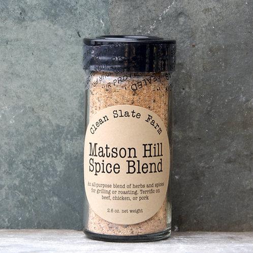 Matson Hill Spice Blend