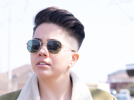 """Elina Filice Releases Pride Month Single, an Ode to Queer Youth, """"Let's Get Lost"""""""