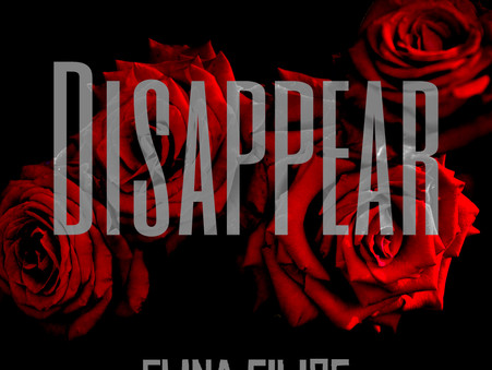 """Elina Filice Returns with Dark, Groovy Single, """"Disappear"""""""