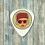 Thumbnail: Cartoon Logo Guitar Pick (GLOW IN THE DARK!)