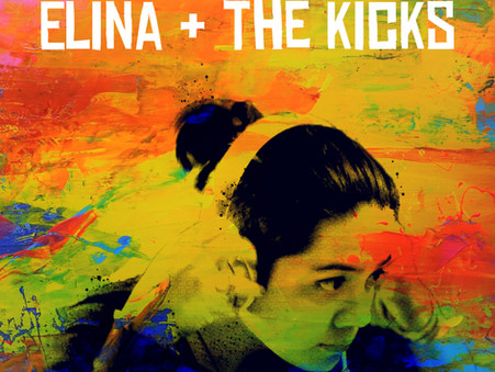 Elina & The Kicks Debut Summer EP!