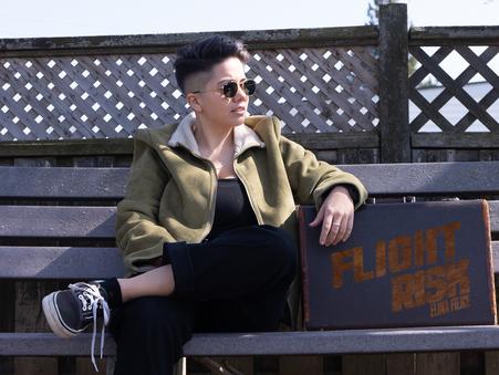 """Elina Filice Releases Dynamic Sophomore EP """"Flight Risk"""""""