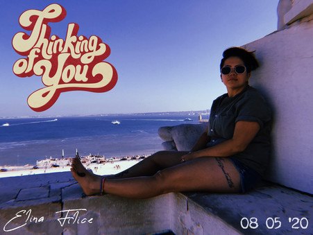 """Elina Filice Returns With a Dynamic Dive Into a New Sound With """"Thinking of You"""""""