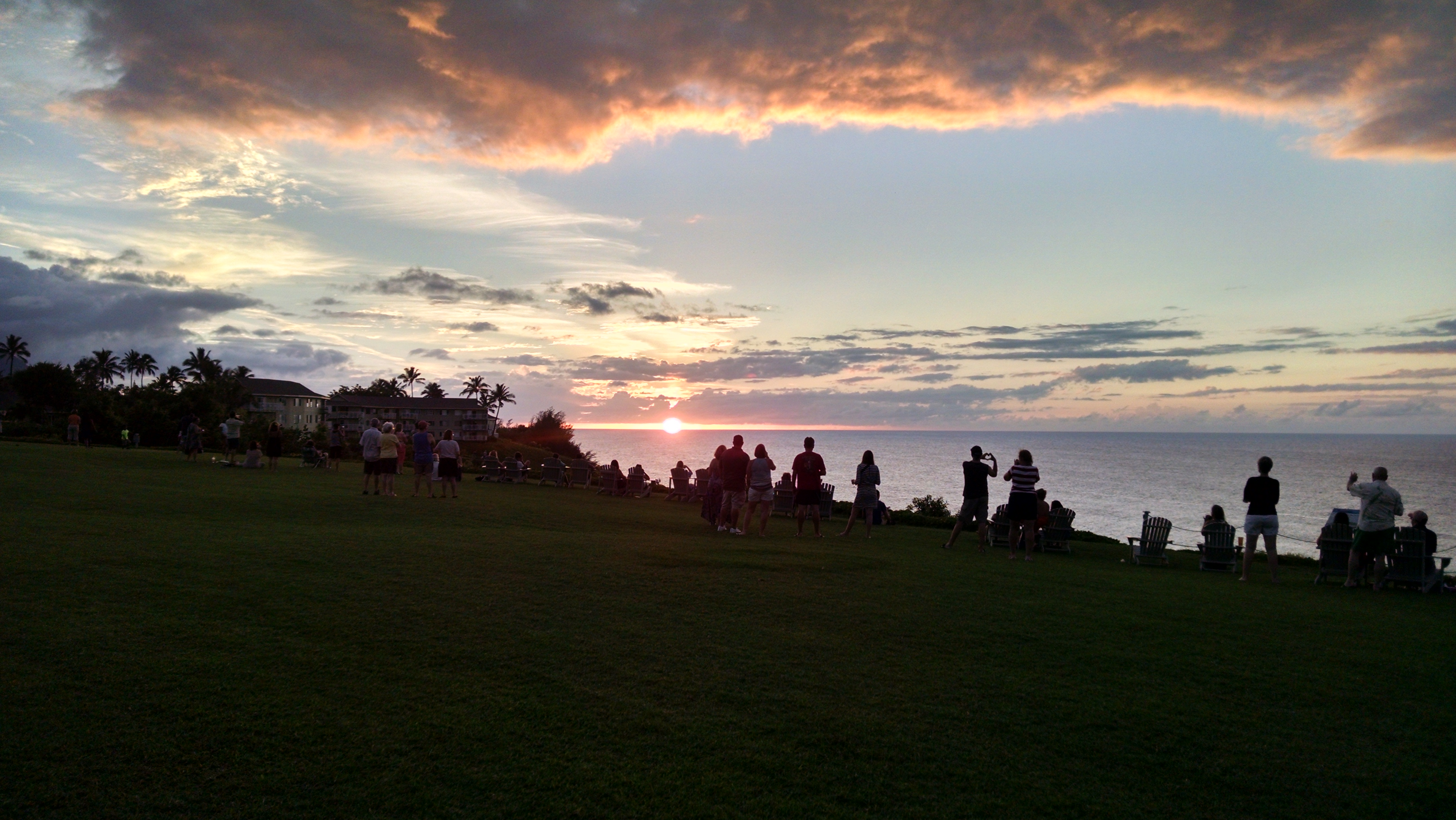 View from the bluff at The Cliffs