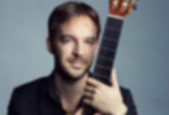 Karl Epp Gitarre Foto Guido Werner