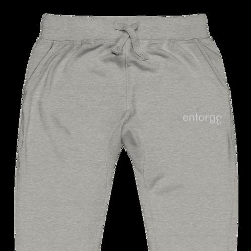 EntorgƐ Unisex Fleece Sweatpants