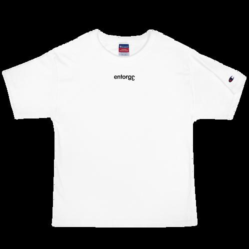Champion x EntorgƐ T-Shirt White