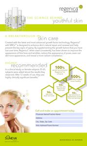 regenica skincare system