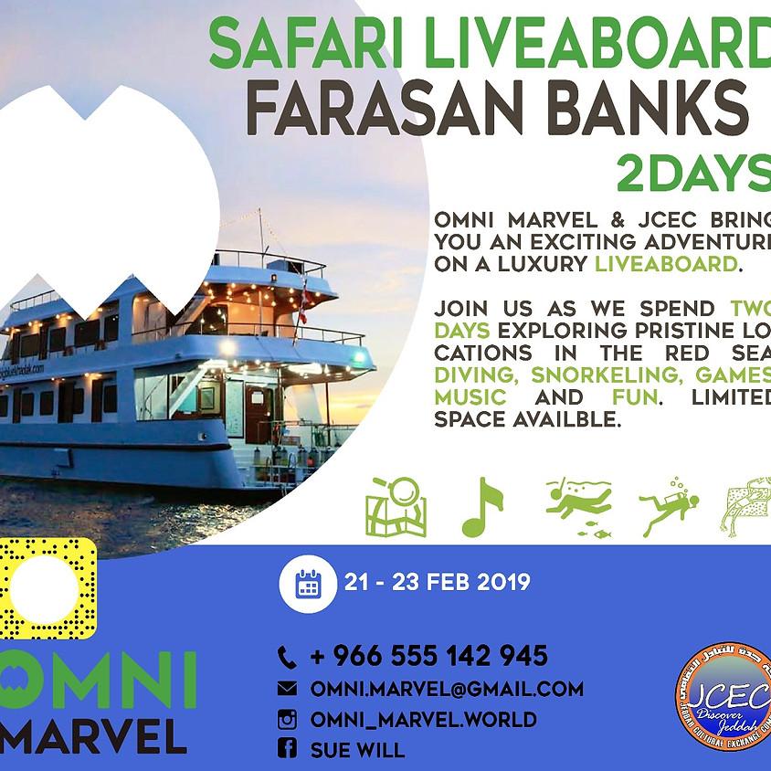 Farasan Bank Liveaboard Safari