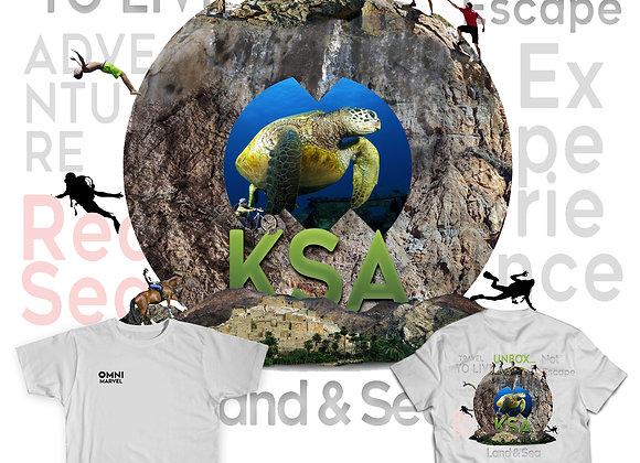 Unboxing KSA T-Shirt
