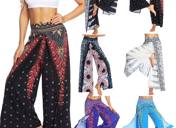 Women Aladdin Harem Pants