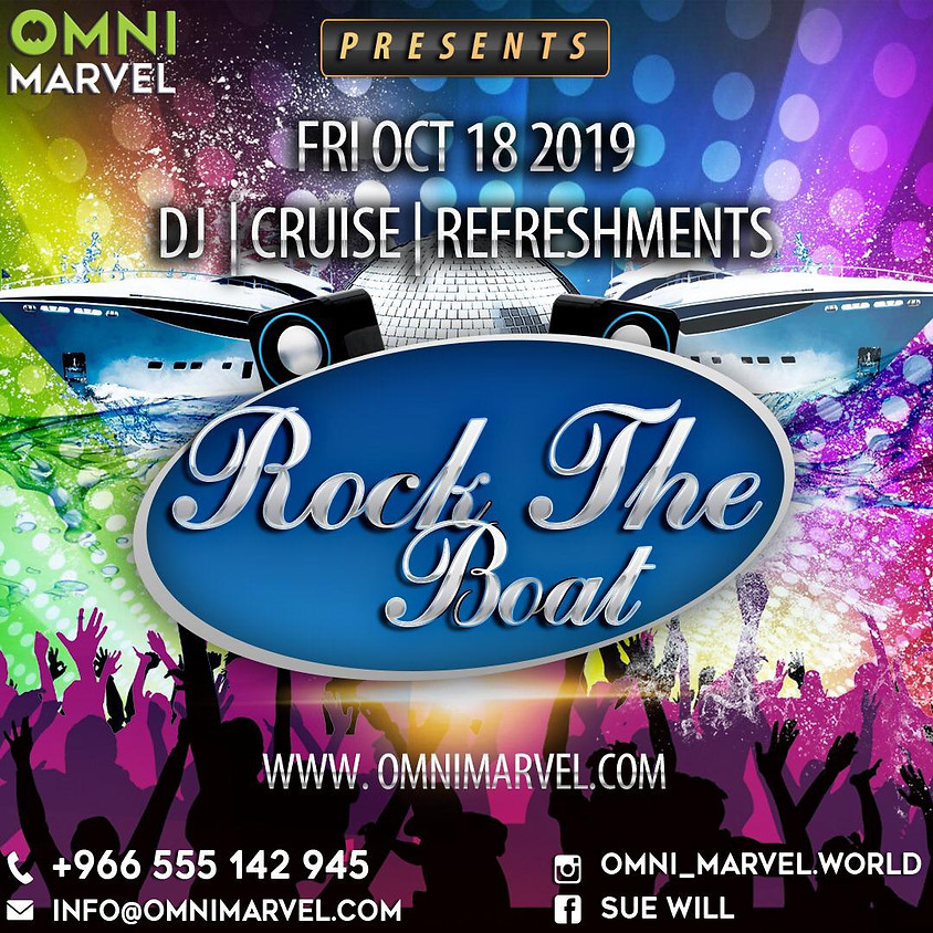 Rock The Boat Oct 18 2019