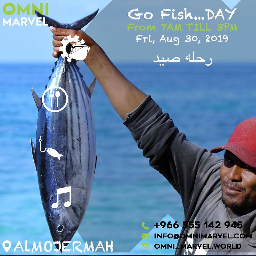 Go Fish... / اذهب لصيد