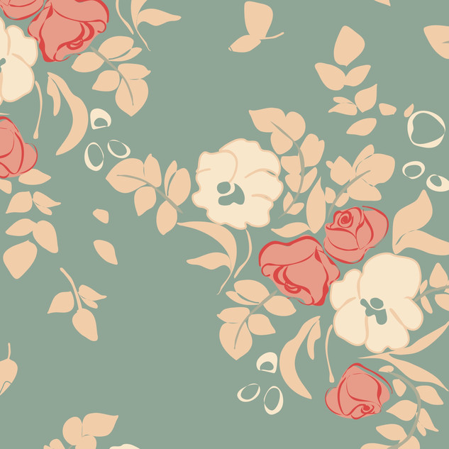 Wild Beauty Floral vector pattern.jpg