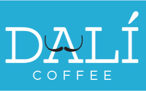 We designed the logo for Dali Coffee, a refugee owned coffee shop in DC.