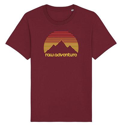 r.ad Mountain   Unisex T-shirt