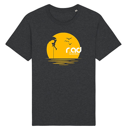 r.ad Sunset Series   Male Climbing T-Shirt