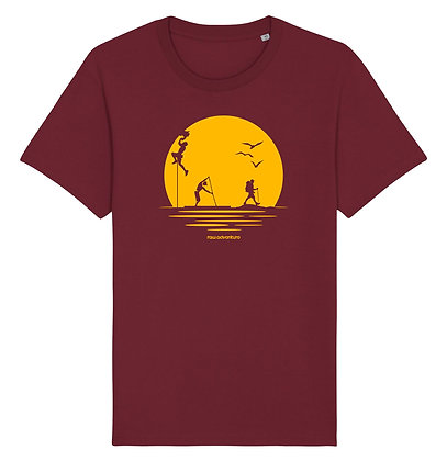 r.ad Sunset Series   Male Ultimate T-Shirt