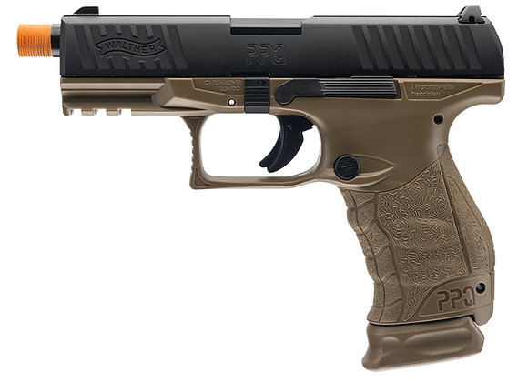 Walther PPQ GBB Tac