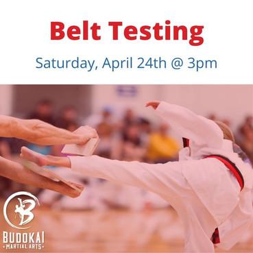Belt Testing