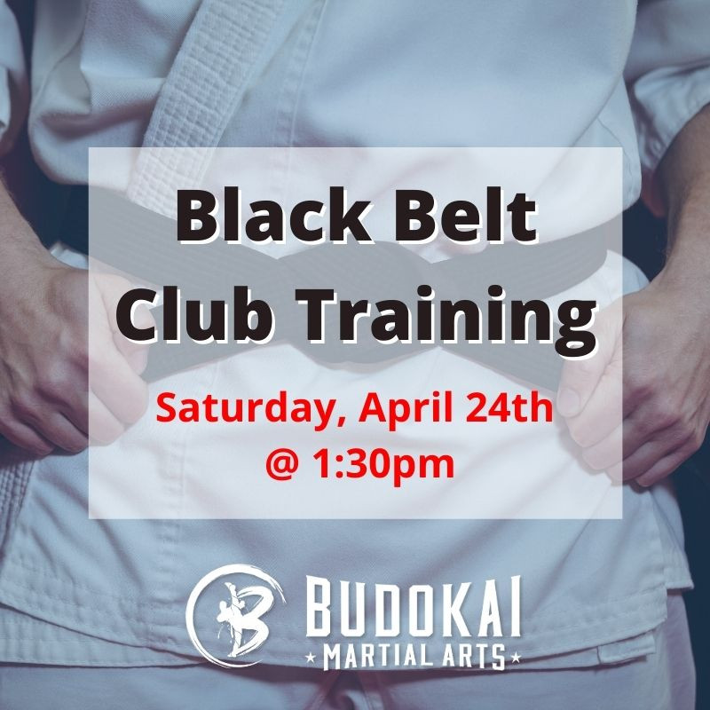 Black Belt Club Training