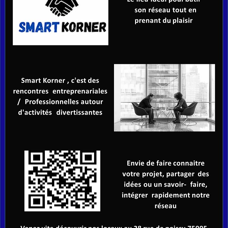 Lancement du Smart Corner
